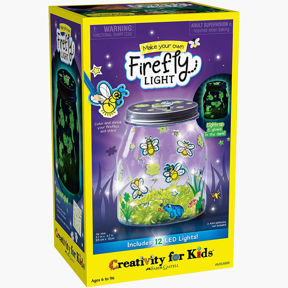 Make Your Own Firefly Light - JKA Toys