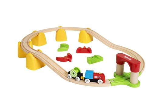 My First Railway Battery Operated Train Set - JKA Toys