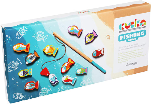 Wooden Fishing Game - JKA Toys