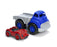 Flatbed Truck and Race Car - JKA Toys