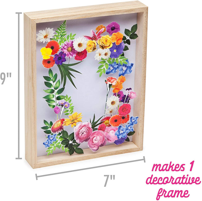 DIY Flower Art - JKA Toys