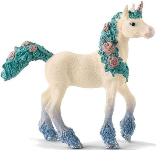 Flower Unicorn Foal Figure - JKA Toys