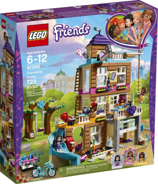 LEGO Friends Friendship House - JKA Toys