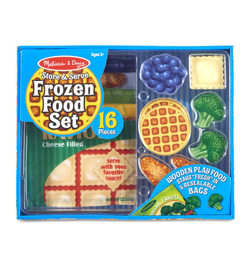 Store & Serve Frozen Food Set - JKA Toys
