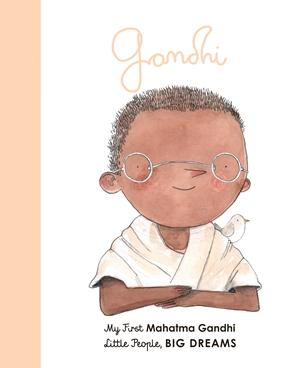 Little People Big Dreams: My First Mahatma Gandhi Board Book - JKA Toys