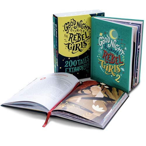 Goodnight Stories for Rebel Girls Gift Box