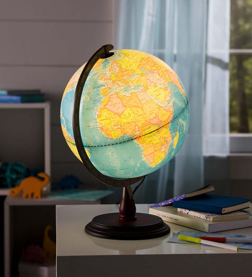 Light Up Globe - JKA Toys