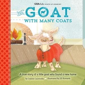 The Goat With Many Coats Book - JKA Toys