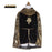 Gold Knight Cape with Tunic & Crown, Size 5-6 - JKA Toys
