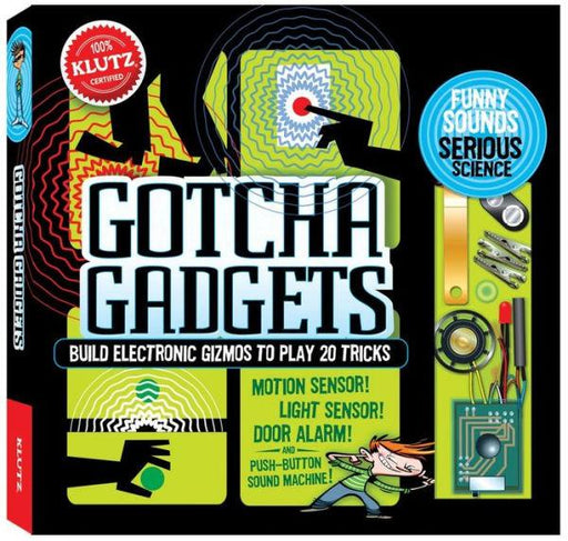 Build Your Own Gotcha Gadgets - JKA Toys