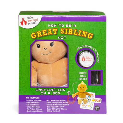 How To Be A Great Sibling Kit - JKA Toys