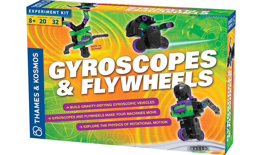 Gyroscopes & Flywheels - JKA Toys