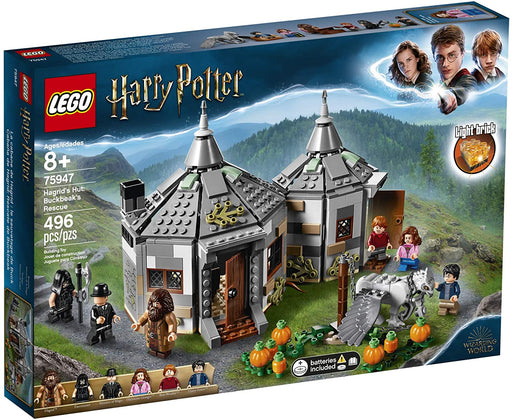 LEGO Harry Potter: Hagrid's Hut: Buckbeak's Rescue - JKA Toys