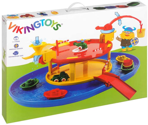 City Garage & Harbor Water Playset - JKA Toys