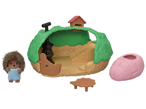 Calico Critters Baby Hedgehog Hideout - JKA Toys