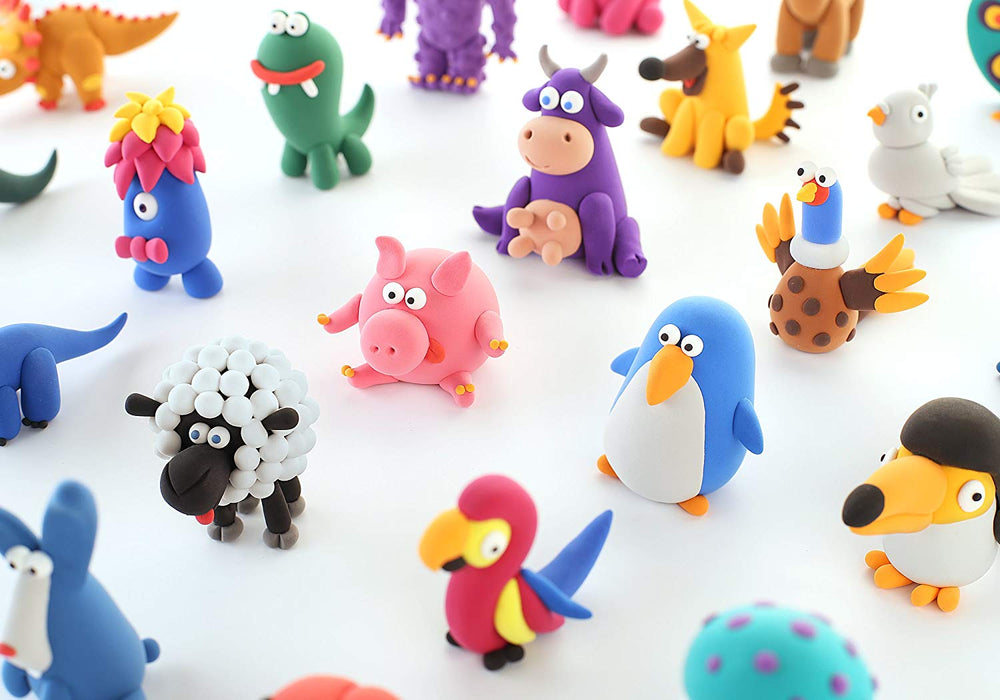 Hey Clay Animals - JKA Toys