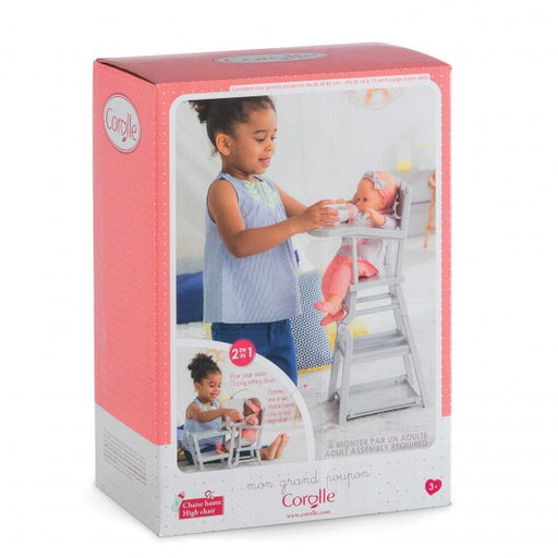 "High Chair For 14"" & 17"" Baby Doll - JKA Toys"