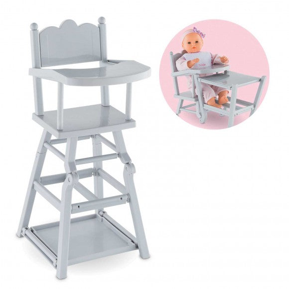"High Chair For 14"" & 17"" Baby Doll"