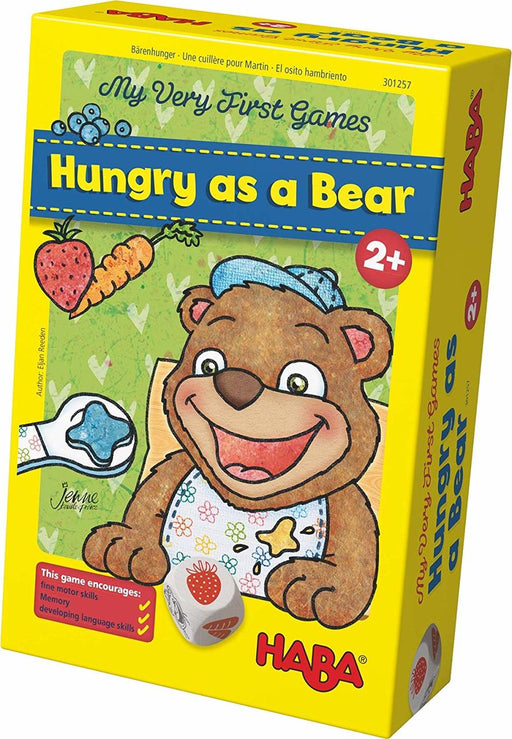 Hungry As A Bear - JKA Toys
