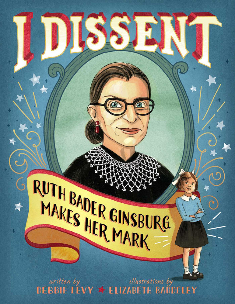 I Dissent: Ruth Bader Ginsburg Makes Her Mark - JKA Toys