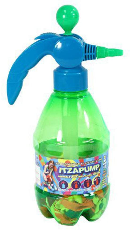Itza Pump Water Balloon Station - JKA Toys
