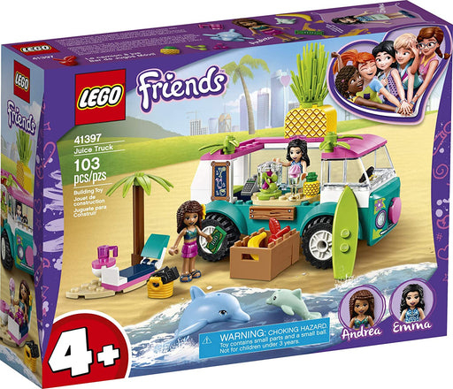 Lego Friends Juice Truck - JKA Toys