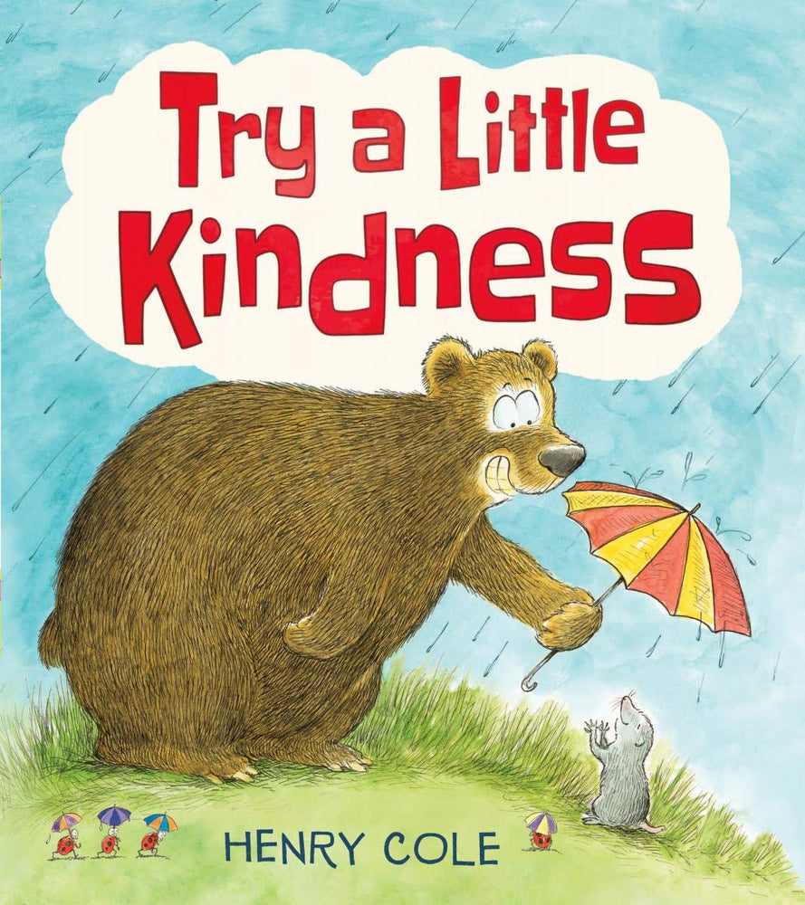Try A Little Kindness Hardcover Book - JKA Toys