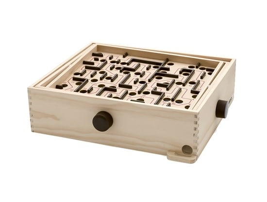 Labyrinth Wooden Game - JKA Toys