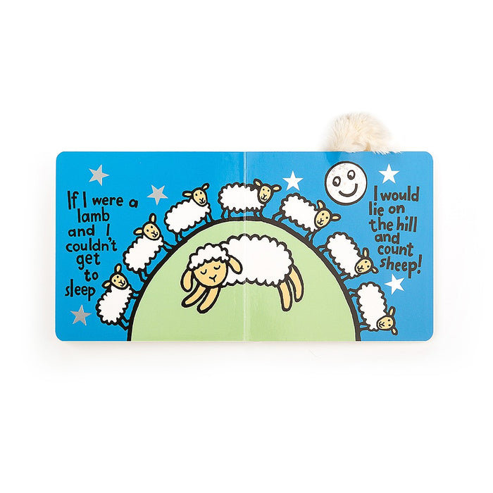 If I Were A Lamb Touch & Feel Book - JKA Toys