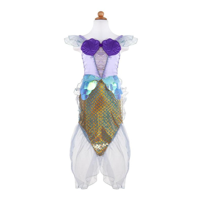 Lilac Mermaid Dress, Size 5-8 - JKA Toys