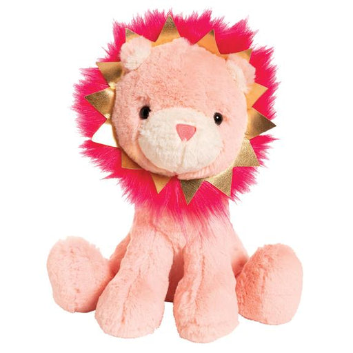 Brights Lion Plush - JKA Toys