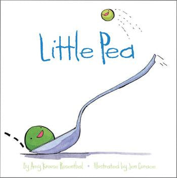 Little Pea Board Book - JKA Toys