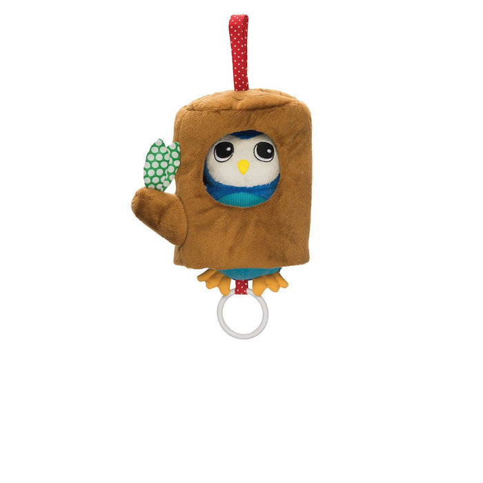 Lullaby Owl Musical Pull Toy - JKA Toys