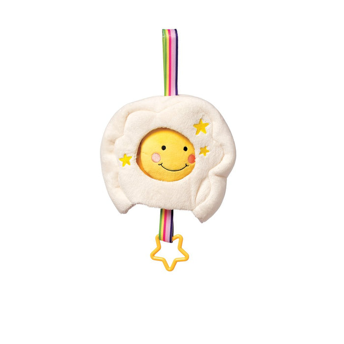 Lullaby Sun Musical Pull Toy - JKA Toys