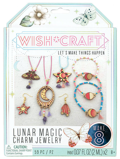 Lunar Magic Charm Jewelry - JKA Toys