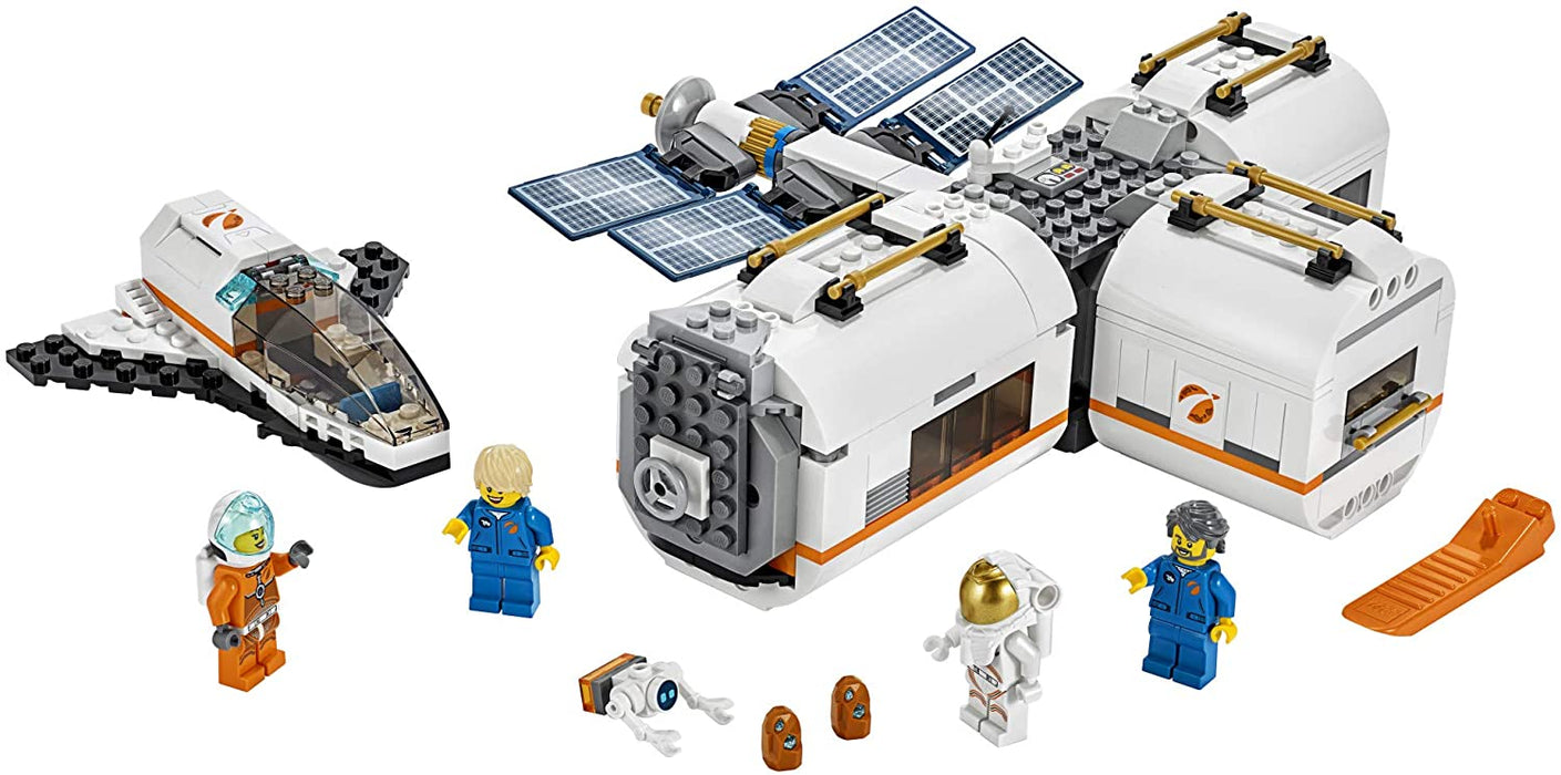 LEGO City Lunar Space Station - JKA Toys