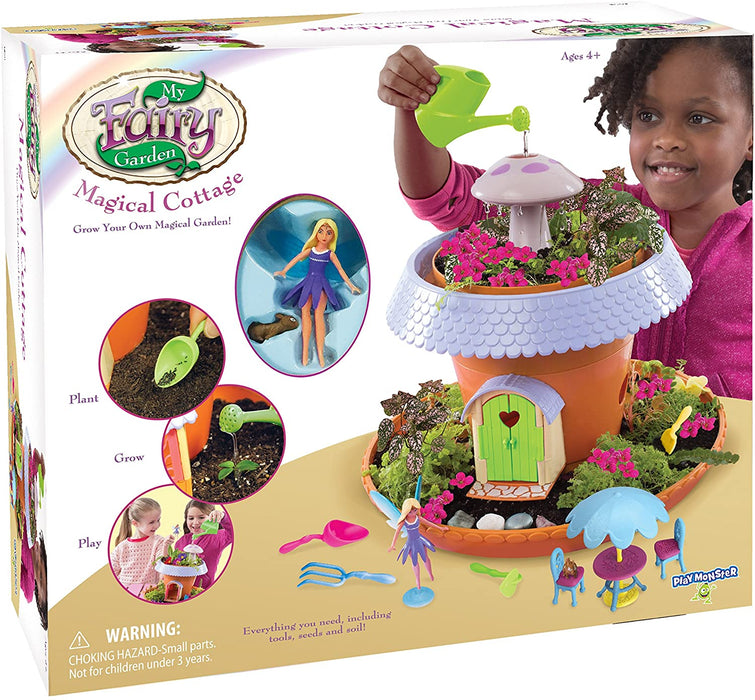 My Fairy Garden Magical Cottage - JKA Toys