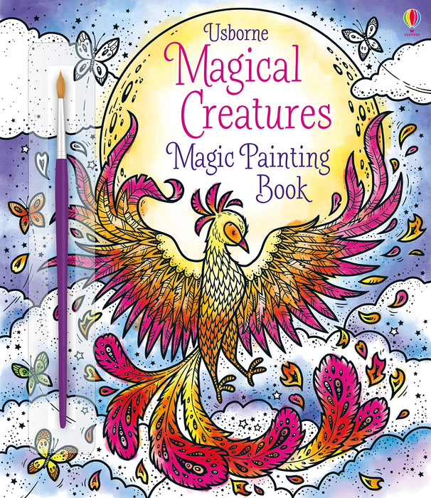 Magical Creatures Magic Painting Book - JKA Toys