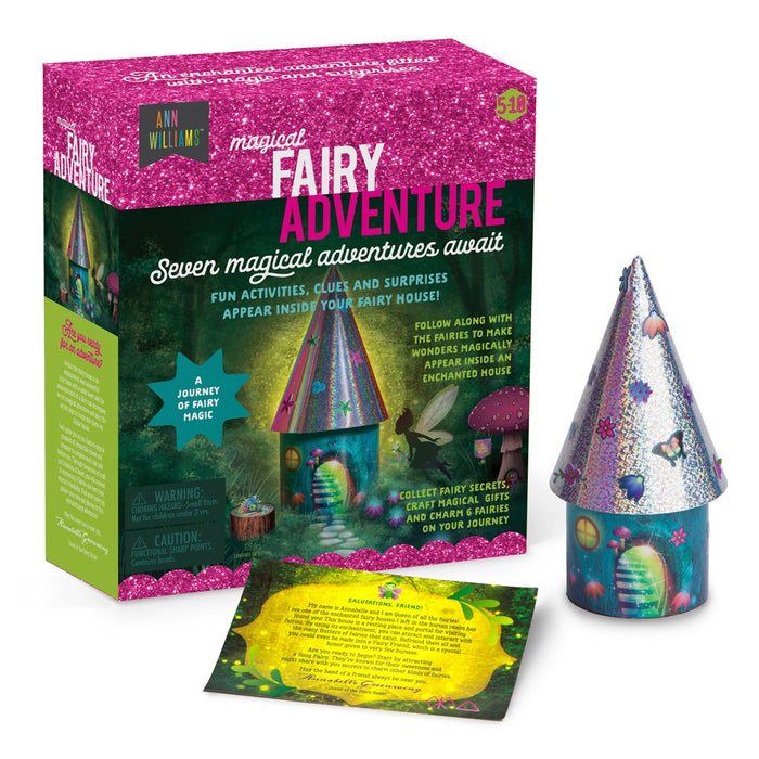 Magical Fairy Adventure - JKA Toys