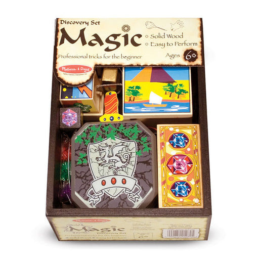 Wooden Magic Set - JKA Toys