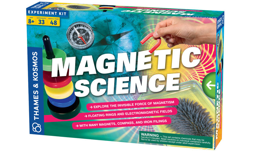 Magnetic Science - JKA Toys