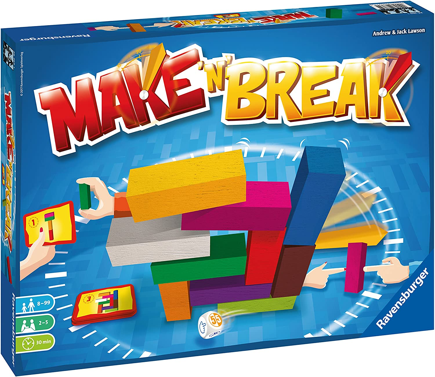 Make 'N' Break - JKA Toys