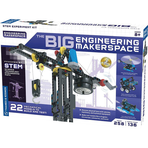 The Big Engineering Makerspace - JKA Toys