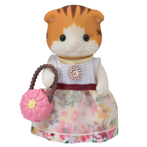 Calico Critters Town Girl Maple Cat - JKA Toys