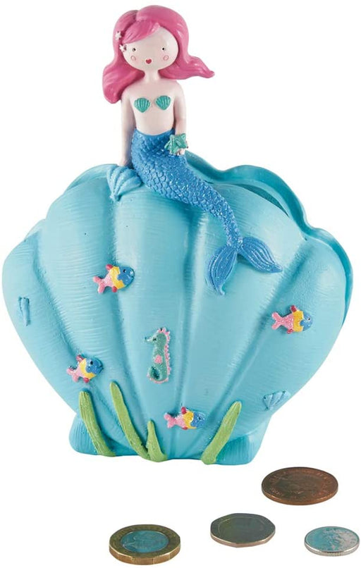 Mermaid Money Bank - JKA Toys
