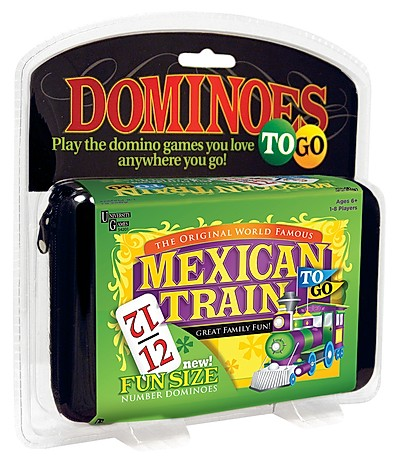 Mexican Train Dominoes - JKA Toys