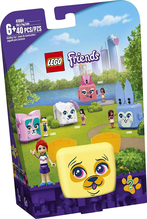 LEGO Friends Mia's Pug Cube