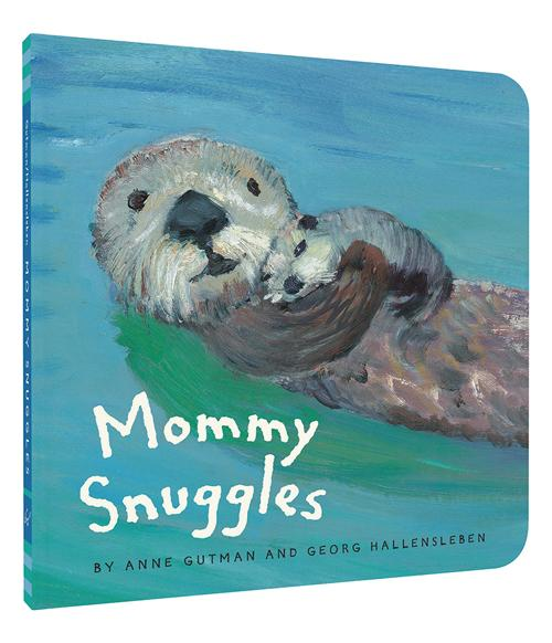Mommy Snuggles Board Book - JKA Toys