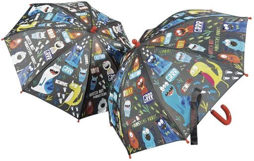 Monsters Color Changing Umbrella - JKA Toys
