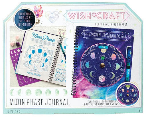 Moon Phase Journal - JKA Toys